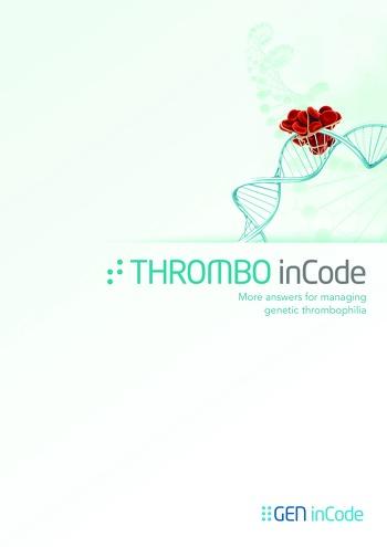 Thrombo InCode Kit GEN inCode Eng